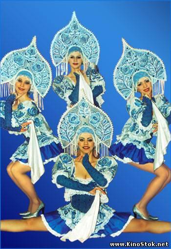Русский народный танец - Фотогалерея - Шоу-балет Дива - www.diva-show